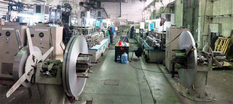 Завод Балтинокс